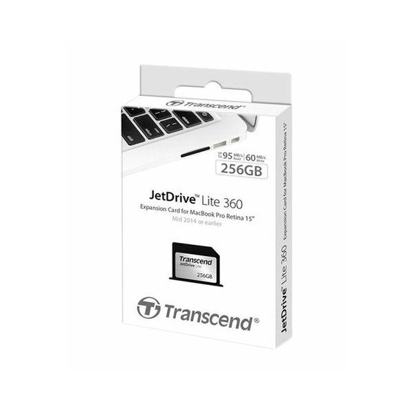 Memorijska kartica Transcend  256GB JetDrive Lite 360