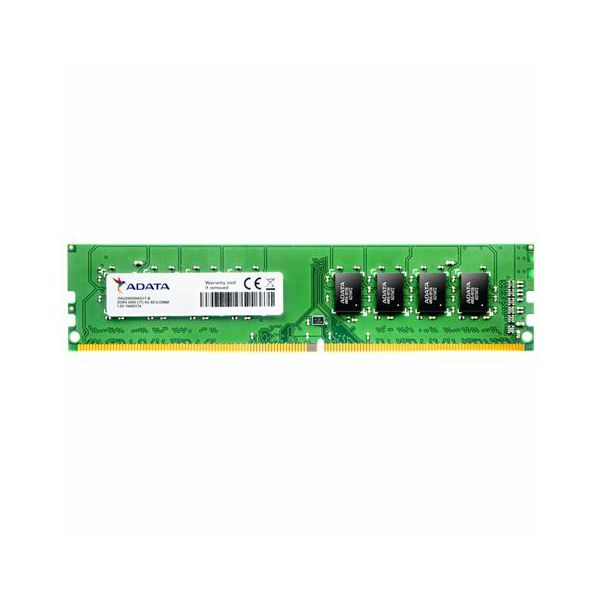 Memorija Adata DDR4 4GB 2400MHz Bulk  AD4U2400J4G17-B