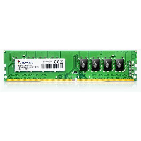 Memorija Adata DDR4 8GB 2400MHz SINGLE TRAY  AD4U240038G17-S