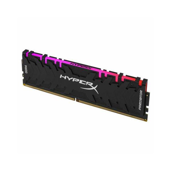 Memorija Kingston  DDR4 16GB 3600MHz HyperX Predator RGB