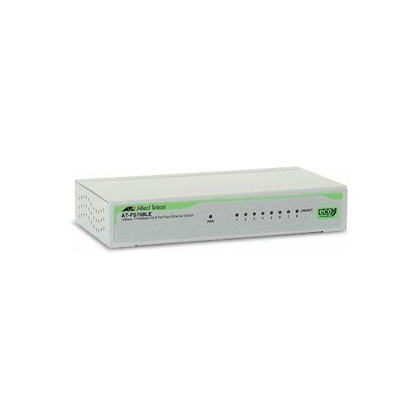 Allied Telesis switch neupravljivi, AT-FS708LE  AT-FS708LE-50
