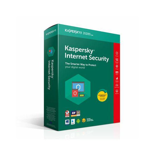Kaspersky Internet Security 1D 1Y renewal  Kaspersky Internet Security 1D 1Y renewal