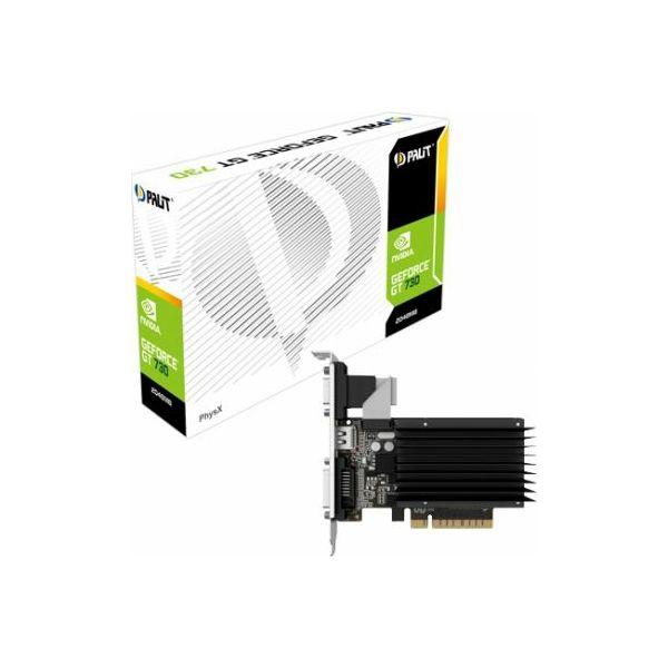 Grafička kartica Palit GT730 SILENT 2GB DDR3 64-bit  NEAT7300HD46-2080H