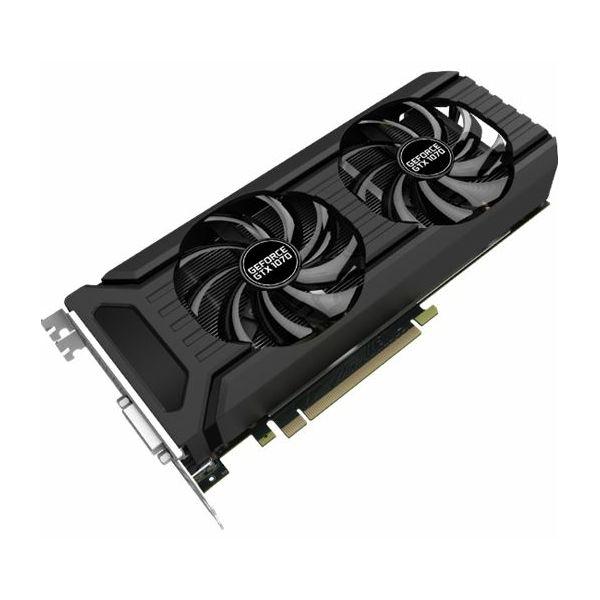 Grafička kartica Palit GTX1070 DUAL 8GB DDR5  NE51070015P2D