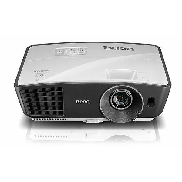 BenQ DLP projektor W750 HD  9H.J7K77.17E