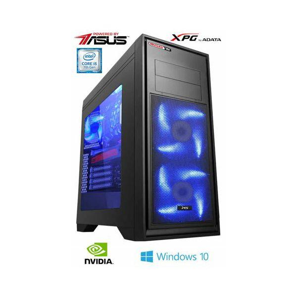 MSGW stolno računalo Gamer Titan i104