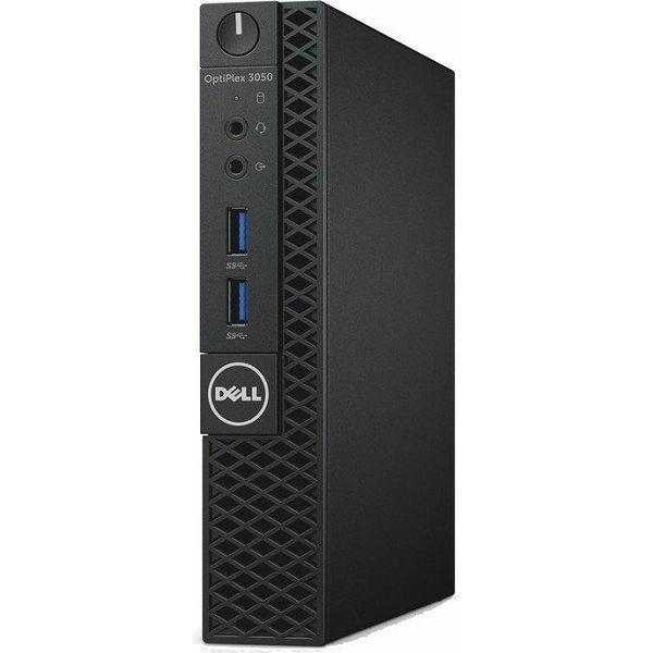 Dell Optiplex 3050 Micro G4560T/4GB/500GB/Ubuntu