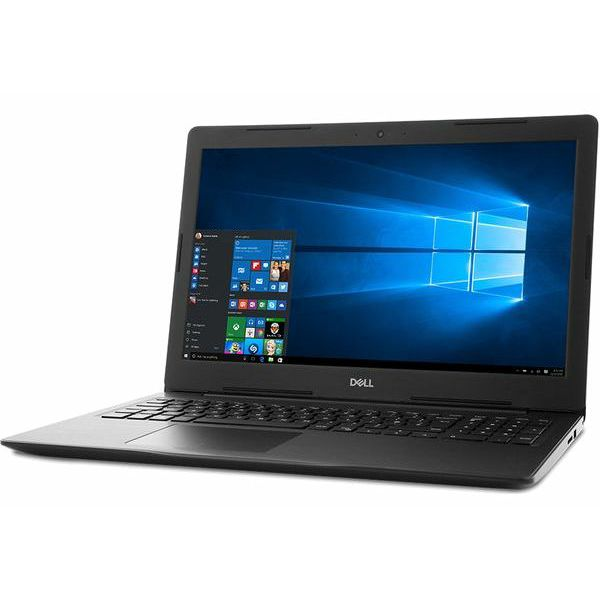 Dell Inspiron 5570 i7-8550U/FHD/8GB/SSD256GB/AMD-530-4GB/FP/Ubuntu/Black
