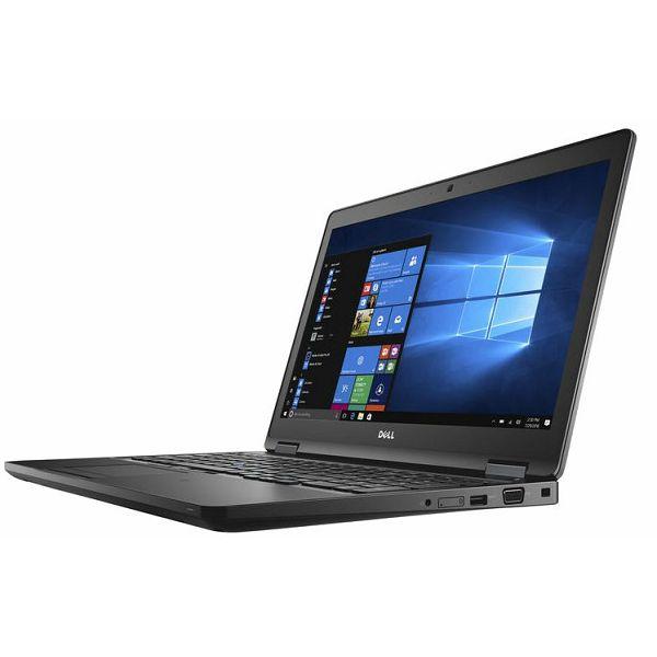 Dell Latitude 5580 i5-7440HQ/FHD/8GB/SSD256GB/FP/SCR/Backlit/Win10Pro