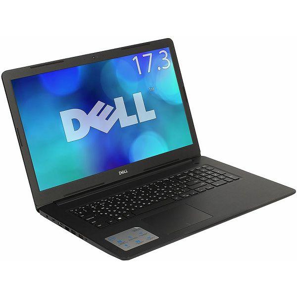 Dell Inspiron 5770 i7-8550U/FHD/16GB/SSD256GB/2TB/AMD530-4GB/FP/Blt/Ubuntu/Black