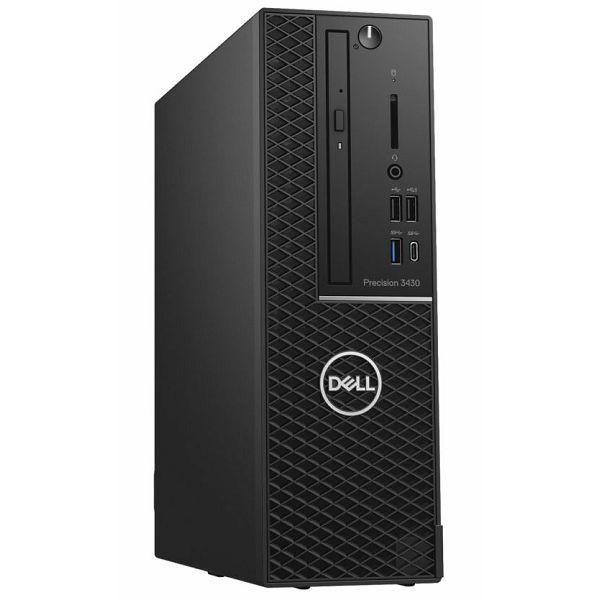 Dell Precision 3430 SFF i5-8500/8GB/m.2-PCIe-SSD256GB/200W/Ubuntu