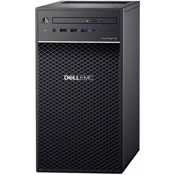Dell PowerEdge T40 E-2224G/3x3.5