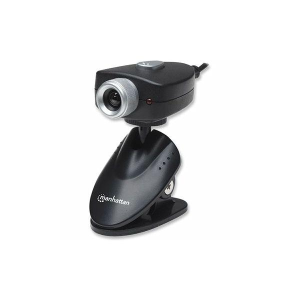 Webcam 500, 5 Megapixel (2560 x 1920)CMOS USB Webcam with Adjustable Clip Base and Integrated AMCap Image Enhancement Software