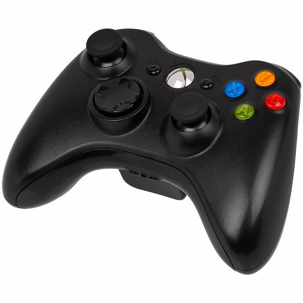 Microsoft® Xbox 360 Common Controller WinXP USB Port English,French,German,IT,ES 1 License CD