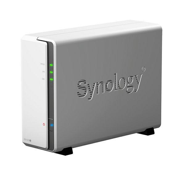 Synology DS120j DiskStation 1-bay NAS server, DS120j