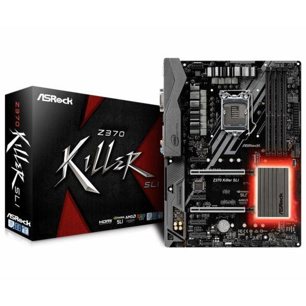 Asrock Intel 1151 Z370 KILLER SLI