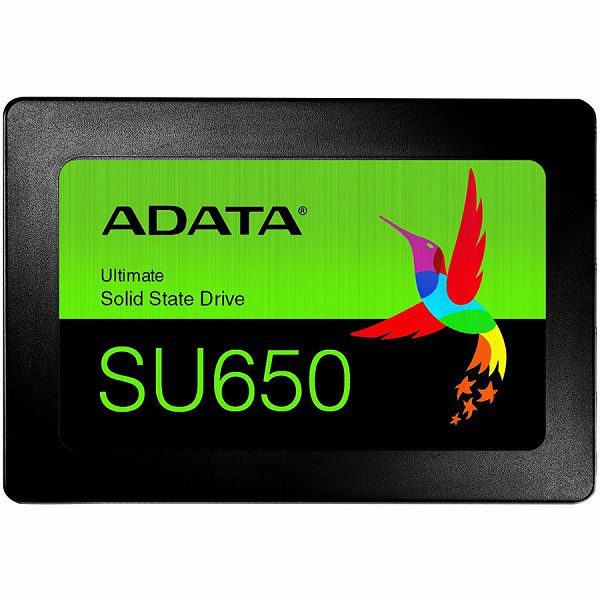 ADATA SU650SS 120GB RED COLOR BOX