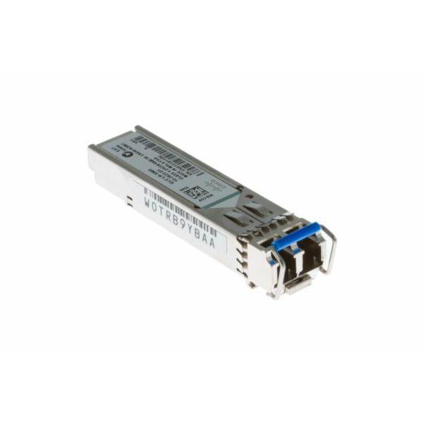 Cisco Refurbished 1000BASE-LX LH long-wavelength; with DOM SFP module, 10km