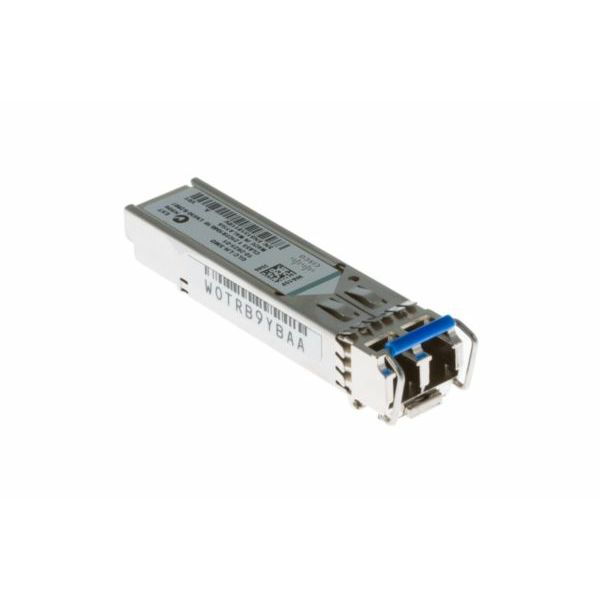 Cisco 1000BASE-LX LH long-wavelength; with DOM SFP module, 10km