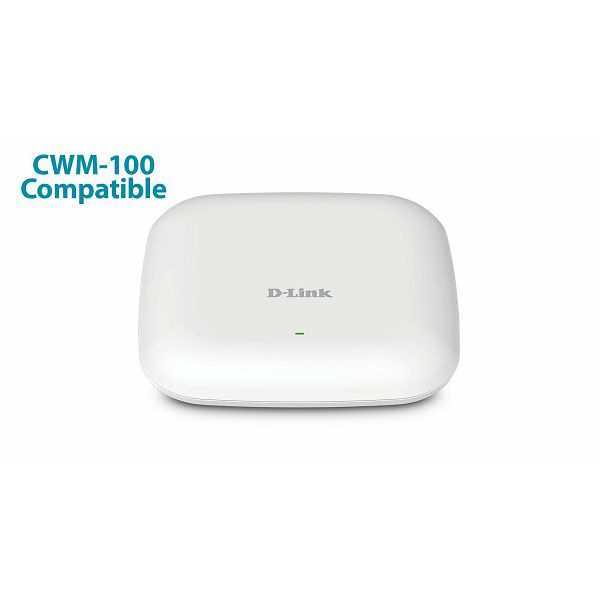 Wireless AC1300 Wave2 Dual-Band PoE Access Point, DAP-2610