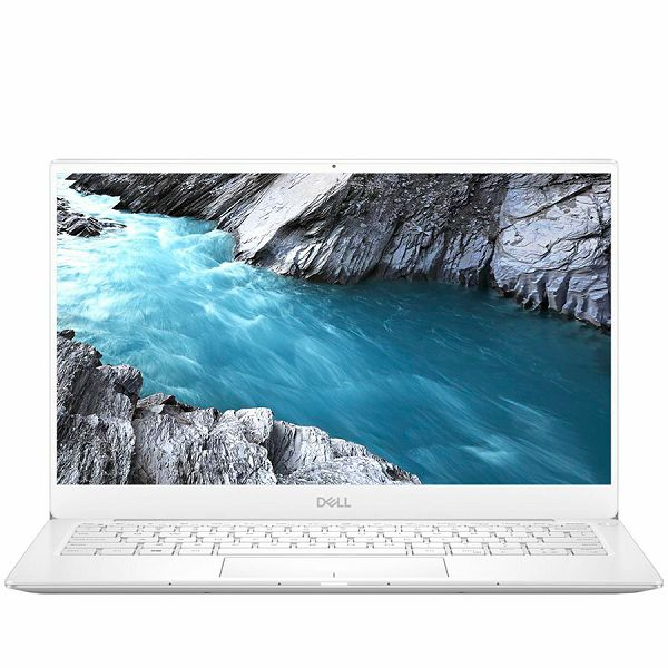 DELL XPS 7390 13.3 FHD(1920x1080), Intel Core i7-10510U(8MB, 4.9 GHz, 4C), 16GB, m.2 512GB PCIe, Intel UHD, WiFi, BT, Cam, Mic, 2x USB-C(THB 3), USB-C (PD/DP), CR, Backlit keyb., Win10Pro, Silver, 3Y