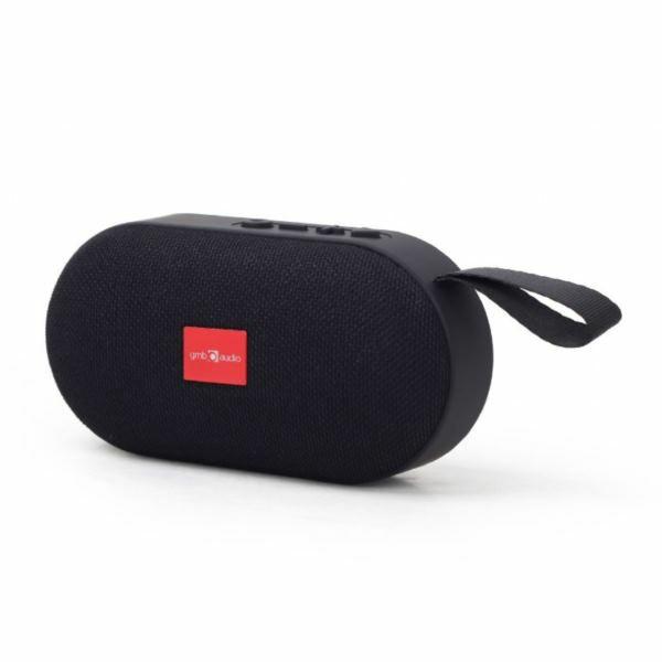 Gembird Portable Bluetooth speaker, black