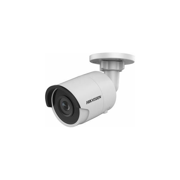 HikVision 8 MP(4K) IR Fixed Bullet Network Camera w 2.8mm lens
