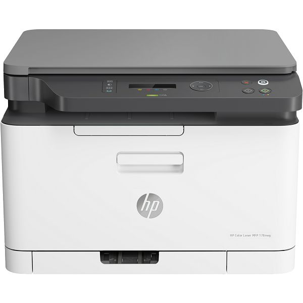 HP Color Laser MFP 178nw Printer, 4ZB96A