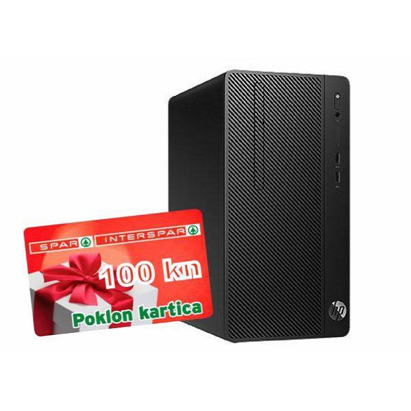 HP ProDesk 290 G2 MT G5400 8GB 1TB MB DOS