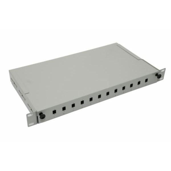 NFO Patch Panel 1U 19