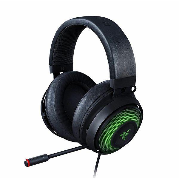Razer Kraken Ultimate - USB Surround Sound Headset with ANC Microphone - Black
