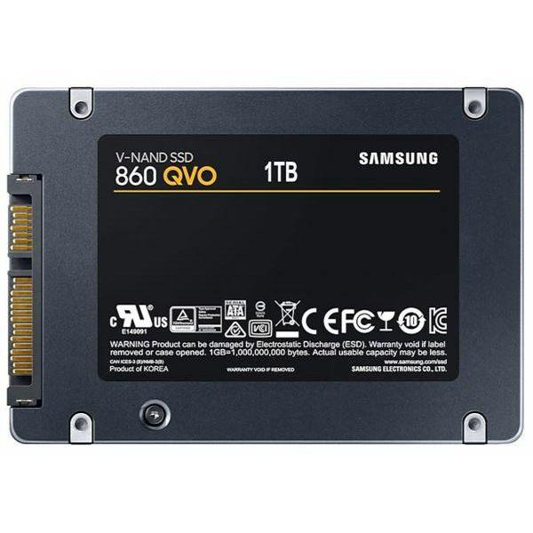 Samsung SSD 860 QVO 1TB Sata