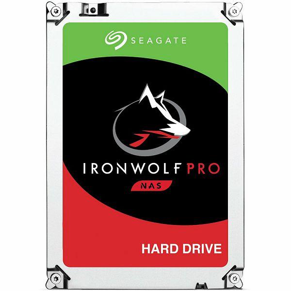 SEAGATE HDD Desktop IronWolf Pro NAS (3.5/ 14TB/ SATA/ rmp 7200)