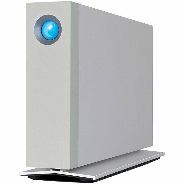 LaCie HDD External d2 Thunderbolt 3 (3.5/6TB/ THUNDERBOLT 3 + USB 3.1)