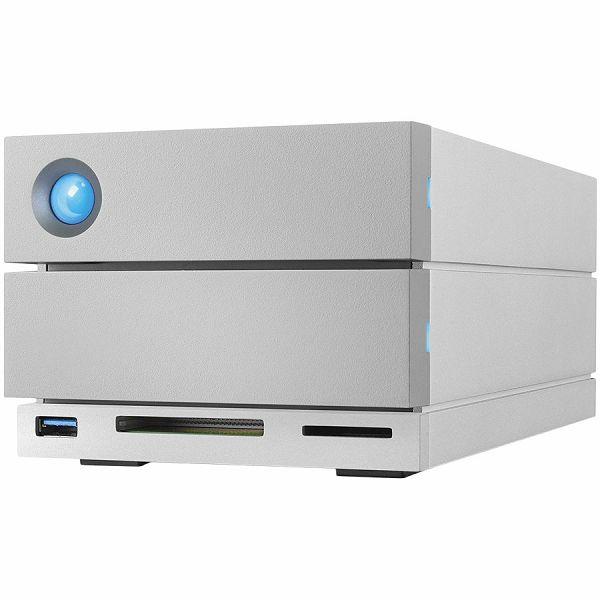 LaCie HDD External 2big Dock Thunderbolt 3 (3.5/32TB/THUNDERBOLT 3 + USB 3.1)