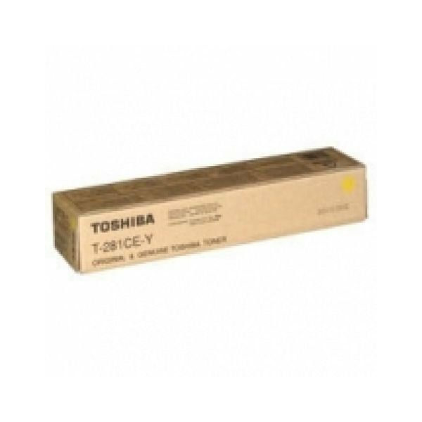 Toner žuti T-281C-EY za 281/351/451c