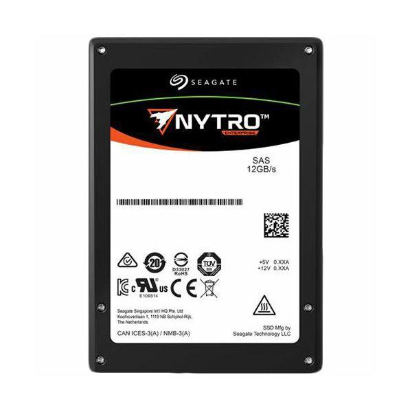 Nytro 3731 800GB 15mm, 1100 / 1000 MB/s, 3D NAND eTLC, Dual SAS 12Gb/s, 2.5-Inch SSD