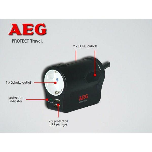 AEG Protect Travel  600 000 7747