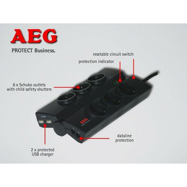 AEG Protect Bussines  600 000 7748