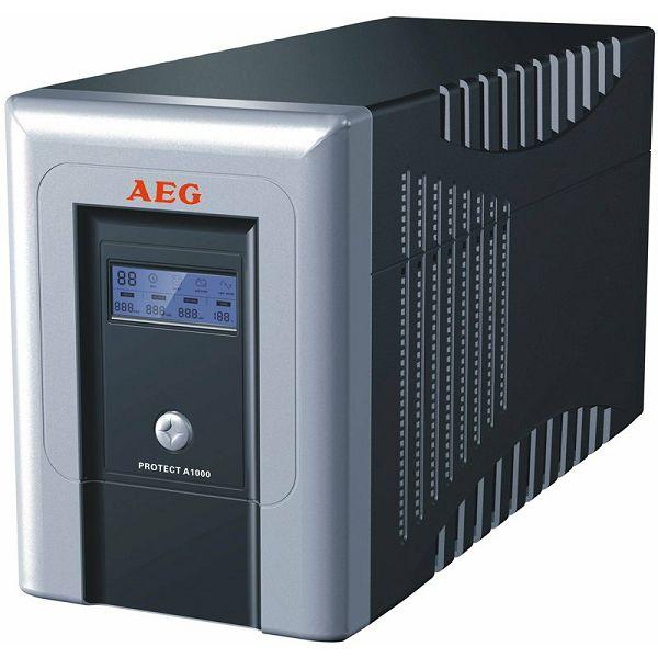 AEG UPS Protect A 1400VA/840W  600 000 6438