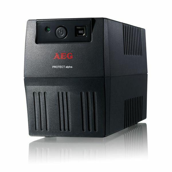 AEG UPS Protect Alpha 600VA/360W  600 001 4747