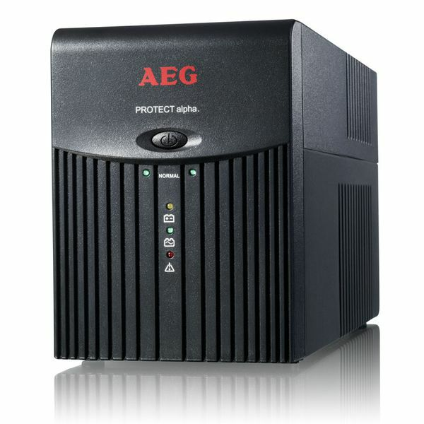 AEG UPS Protect Alpha 1200VA/600W  600 001 4749