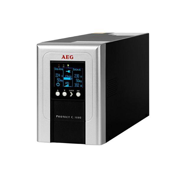 AEG UPS Protect C 1000VA/800W  600 001 6103