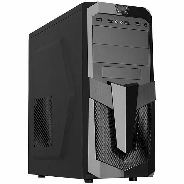 Case Midi Gamer ATX Akyga AKY25BK ATX 1xUSB3.0 2xUSB2.0 w/o PSU