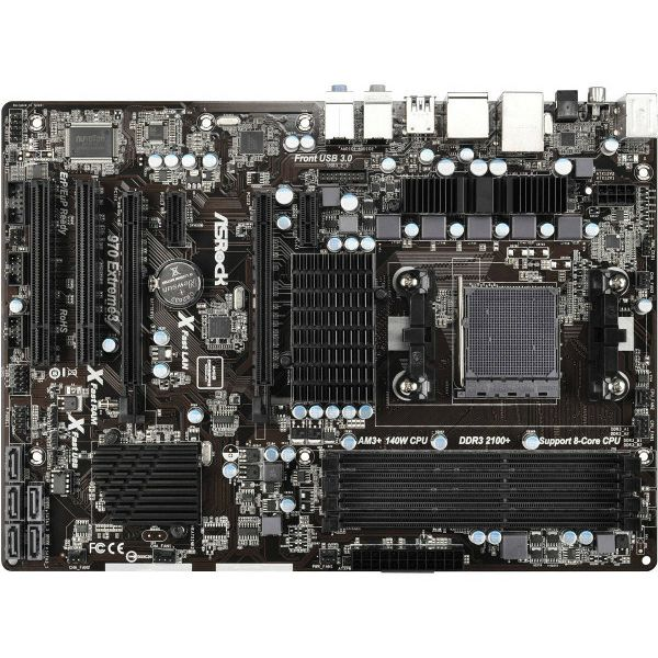 ASRock 970 EXTREME3, R2.0, AM3
