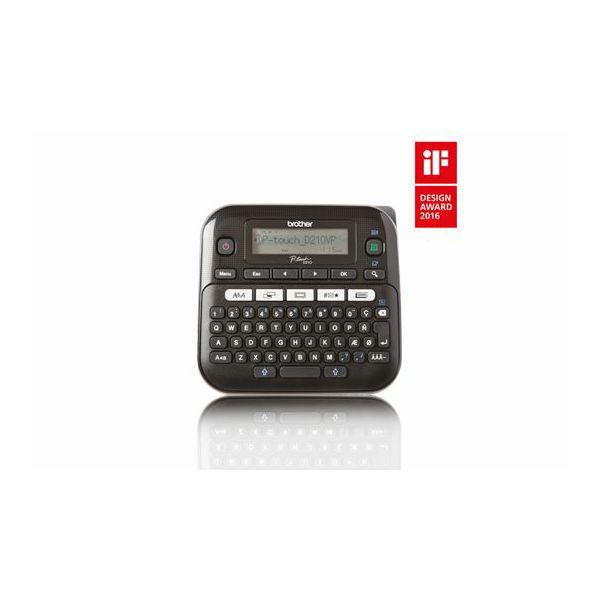 Brother Printer P-Touch PT-D210VP  PTD210VPYJ1