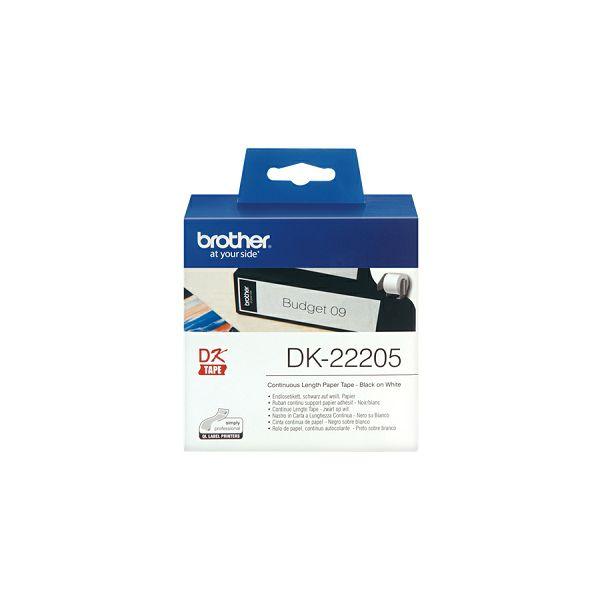DK22205 Kontinuirana papirna traka  DK22205
