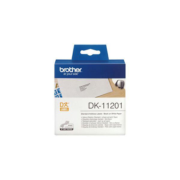 DK11201 Standardne adresne naljepnice  DK11201