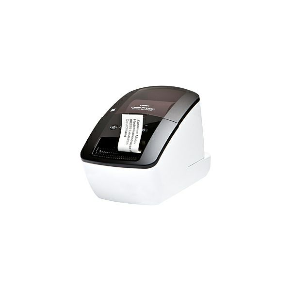 Brother Label printer QL710W + Tapes  QL710WSPYJ1