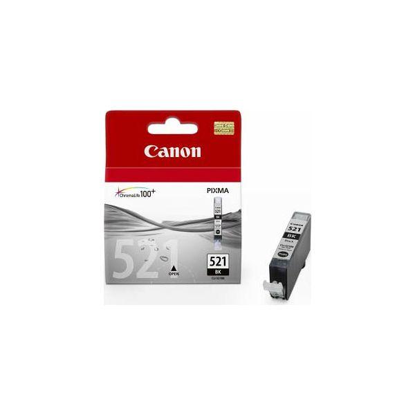 Canon tinta CLI-521BK, crna